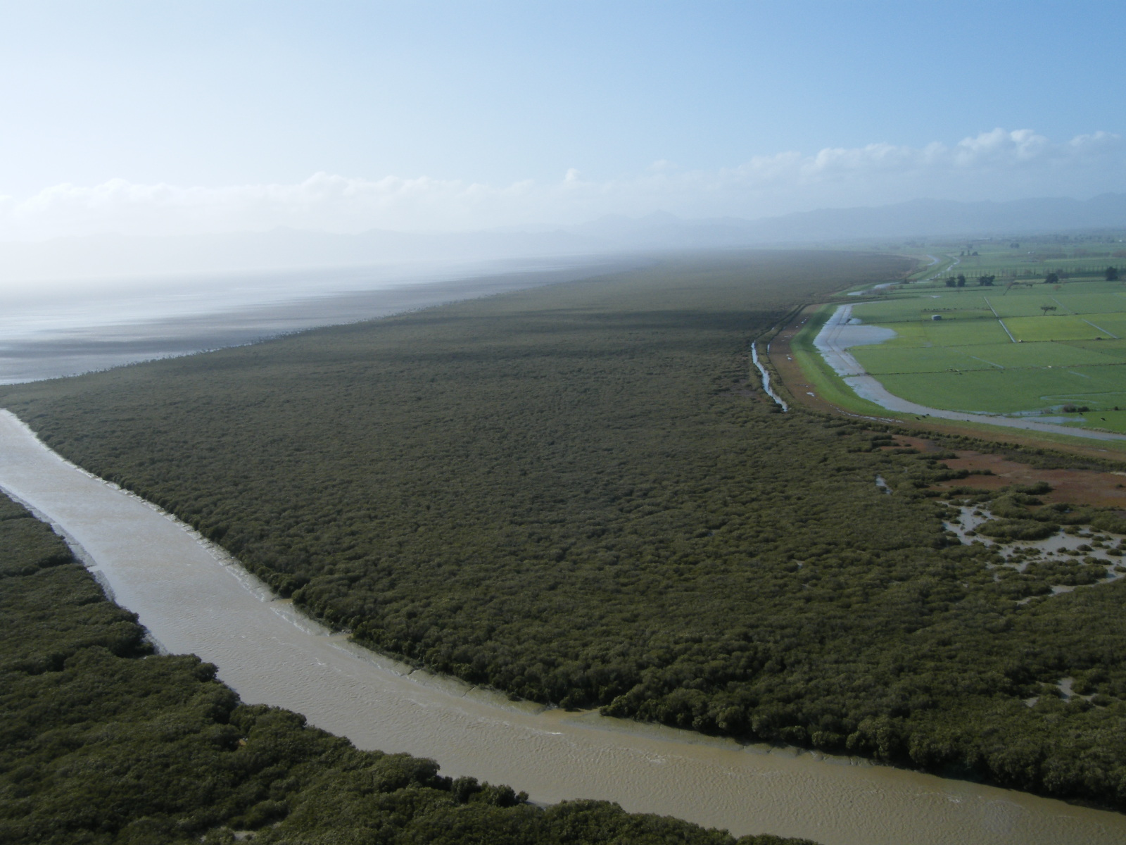 Waitakaruru River