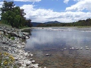 Waihopai River at SH63 Bridge