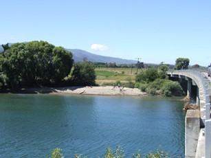 Wairau River @ Ferry Bridge