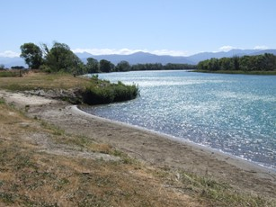 Wairau River @ Blenheim Rowing Club
