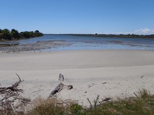 Buller River @ Marrs Beach