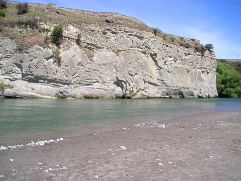 Hurunui River at SH1 Bridge