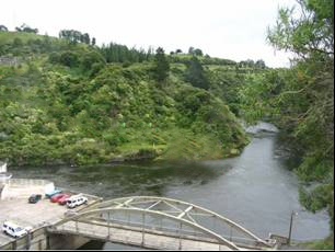 Waikato River @ Lake Karapiro Boatramp