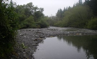Glentunnel downstream