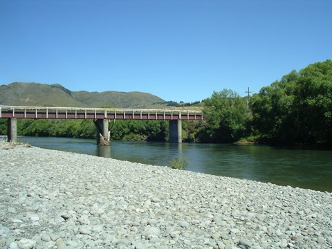 Hurunui River at SH1