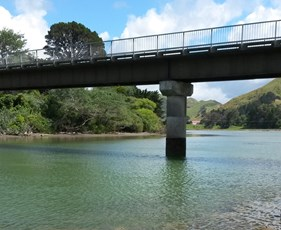 Akitio River at Estuary (3)