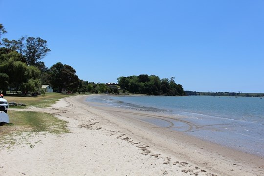 Tauranga Harbour at Omokoroa Domain (Main photo)