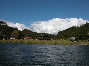 Lake Rotoehu at Otautu Bay (Main photo)