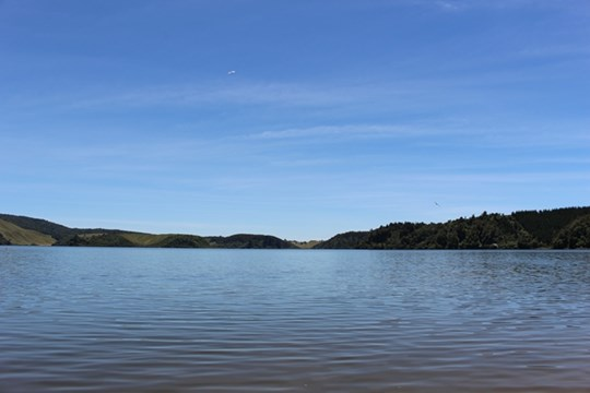 Lake Rotoehu at Kennedy Bay - Water (1)