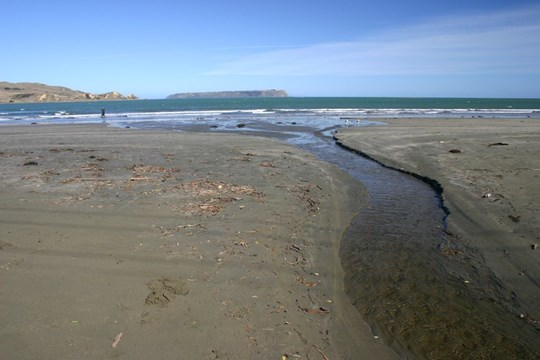 South Beach Plimmerton