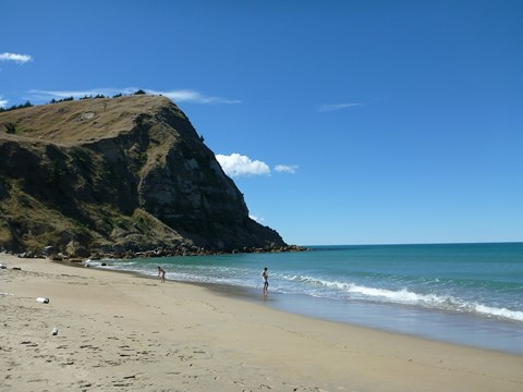 Waipatiki Beach