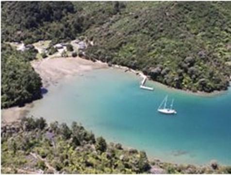 Land Air Water Aotearoa Lawa Mistletoe Bay